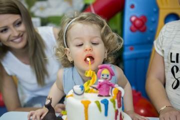 Детски рожден ден - Микаела 2г