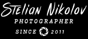 Сватбен фотограф Стелиан Николов