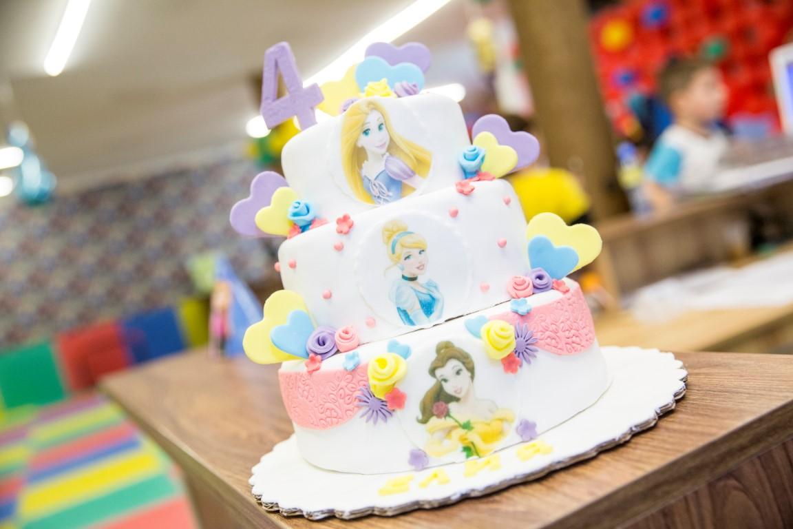 Детски рожден ден - Елия 4г
