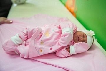 Изписване на бебе от родилно - Пресияна