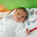изписване на бебе от родилно плевен