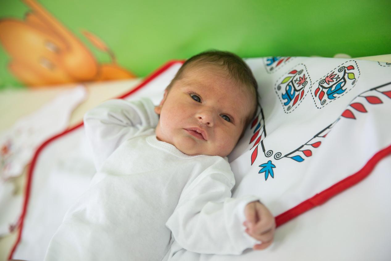Изписване на бебе от родилно - София