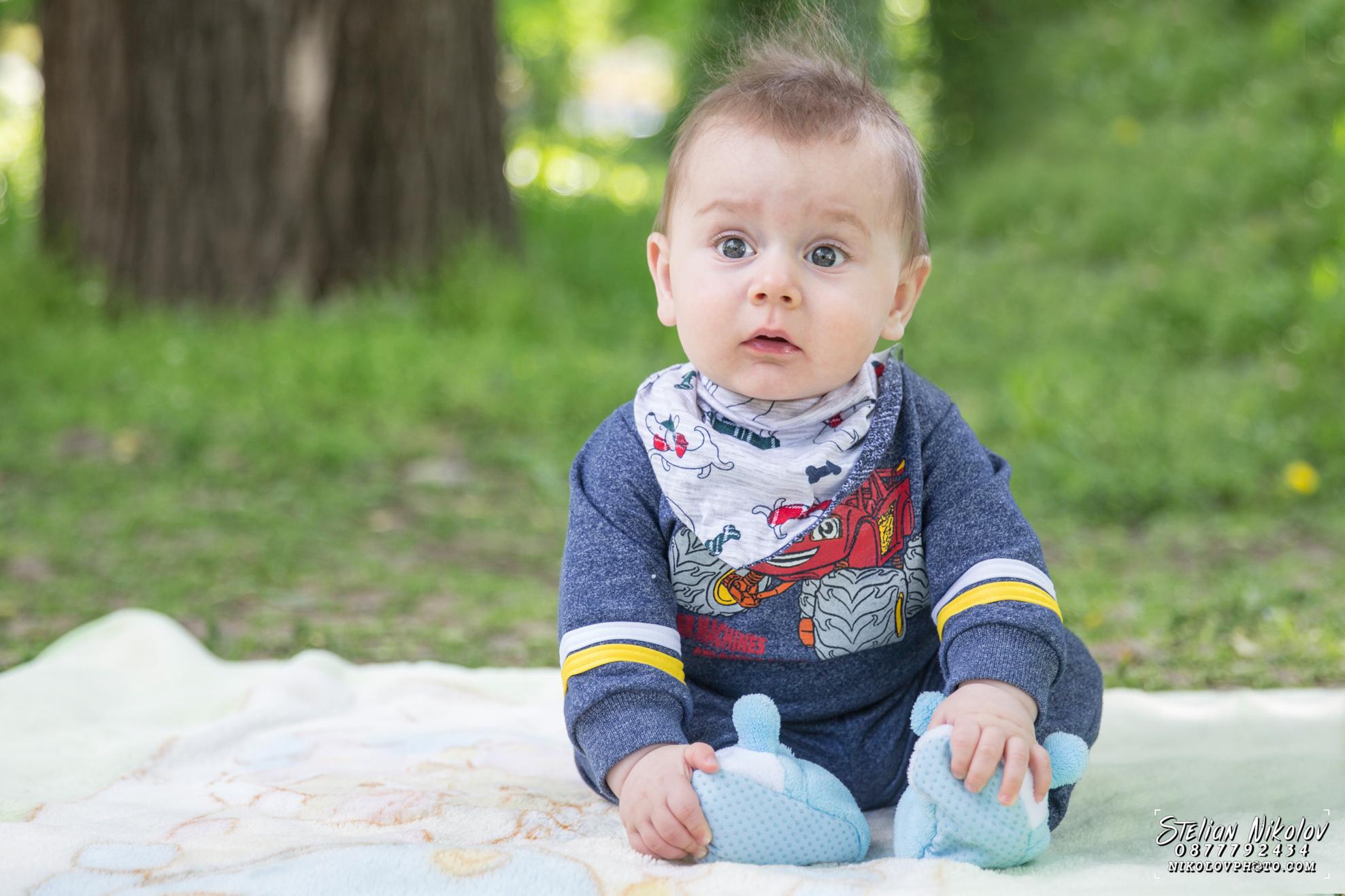 детска фотосесия русе