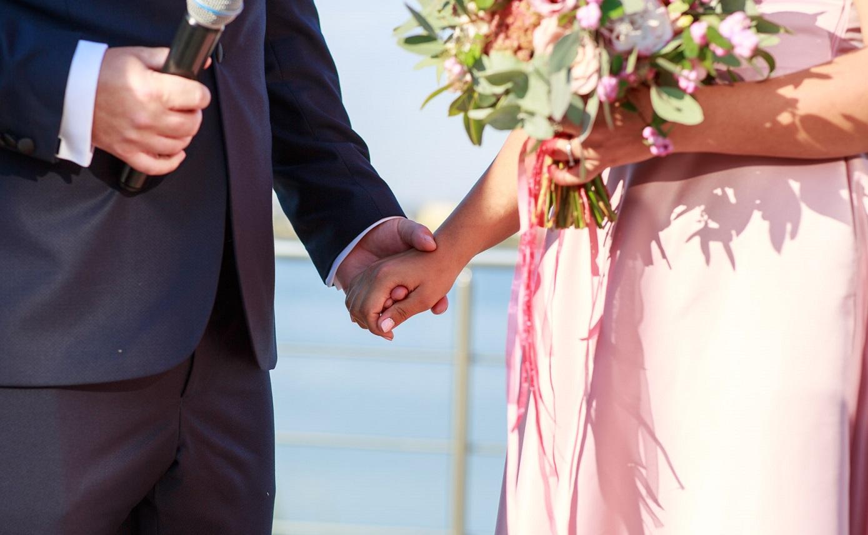 Сватба по време на карантина