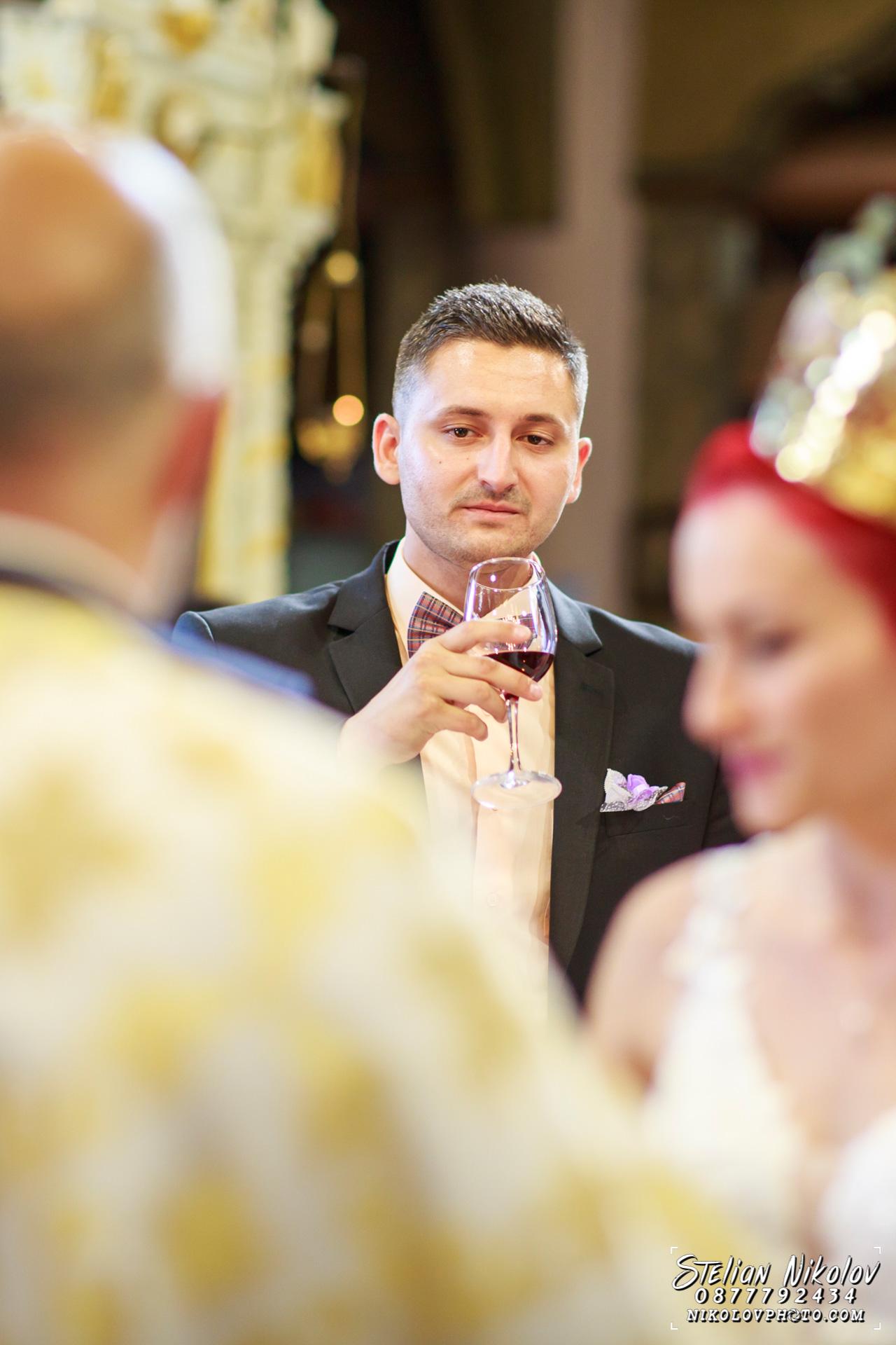 сватба в компекс ЯЕВ