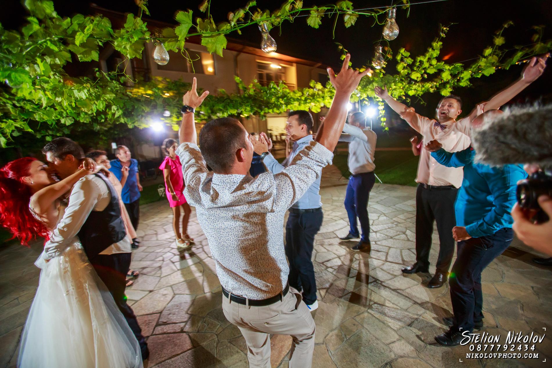 сватба в Карлово
