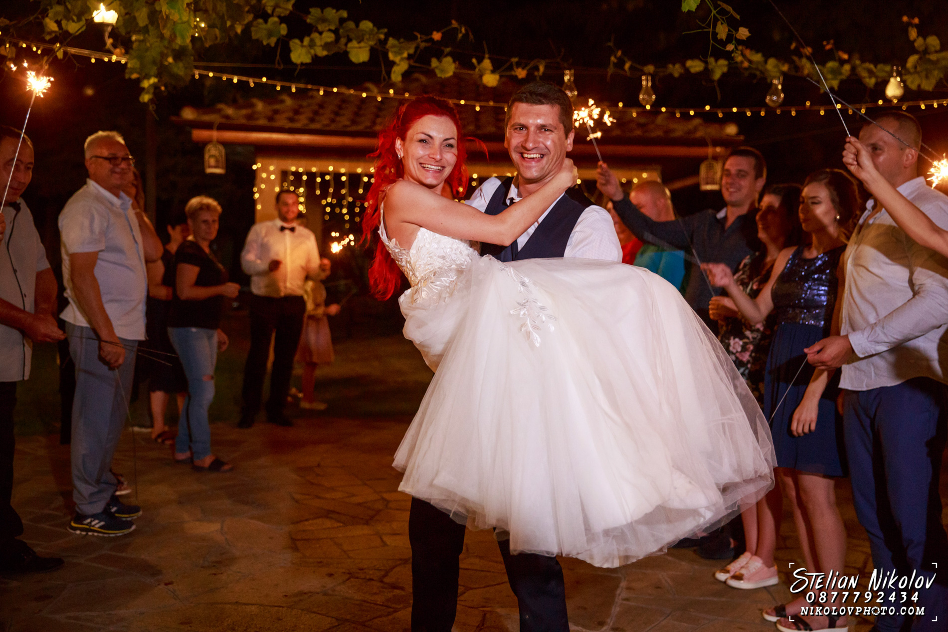 Фотограф за сватба в Карлово