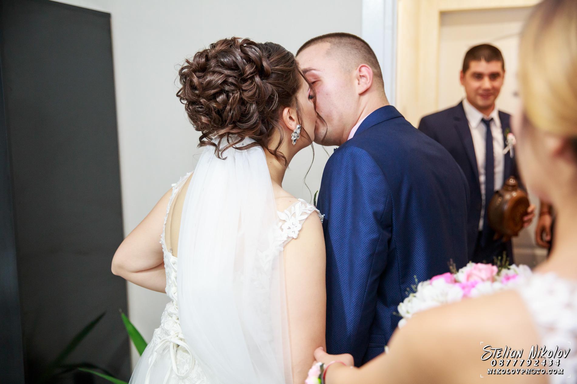 фотограф за сватба плевен цени