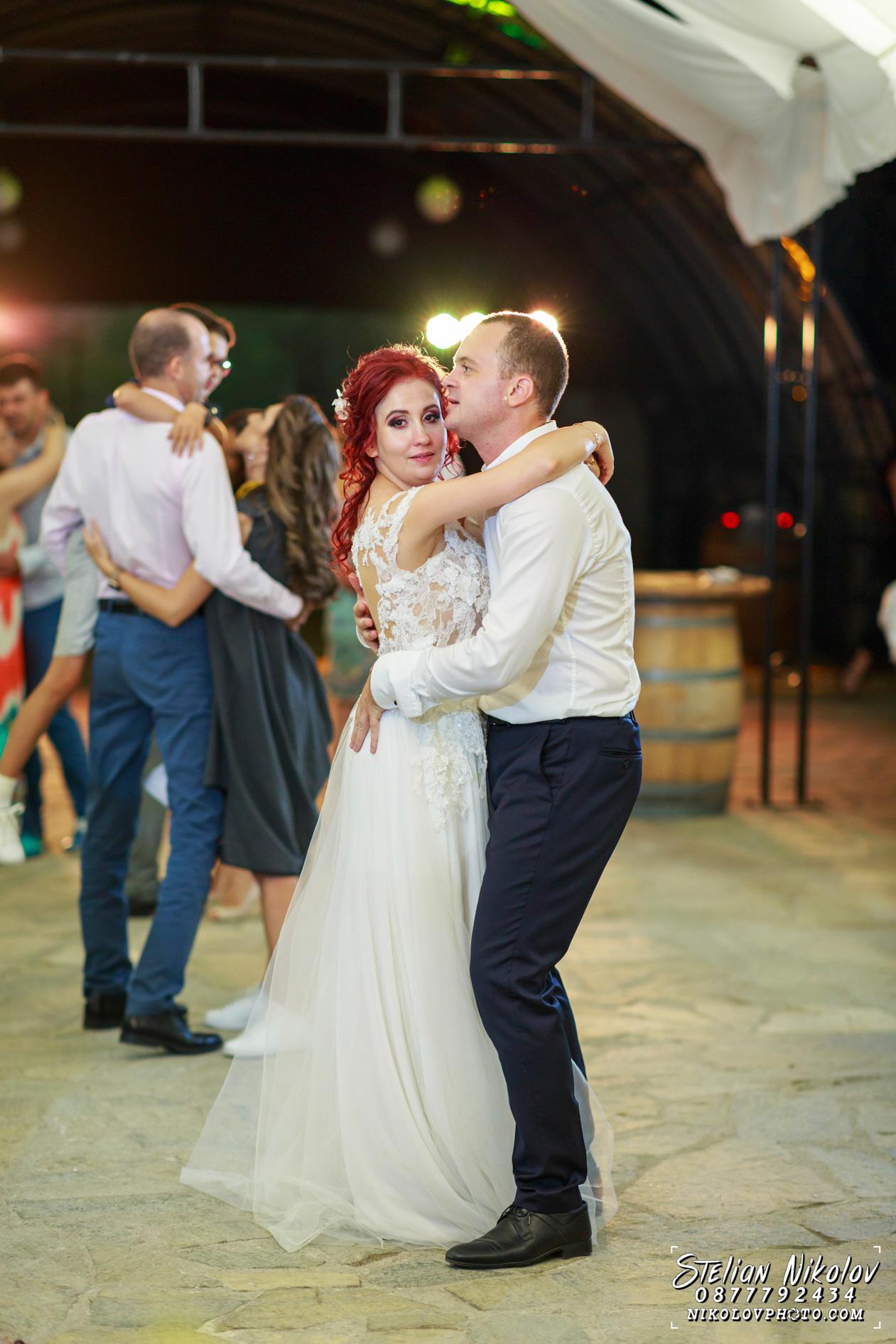 фотограф за сватба русе цени