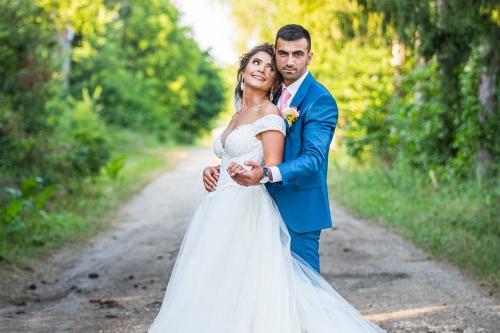 Cristina + Dimitar